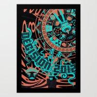 Indecision 2012 Art Print