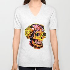 Skull V Unisex V-Neck