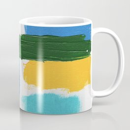 Abstract Expression #3 by Michael Moffa Coffee Mug