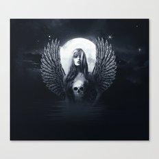 Selene Canvas Print