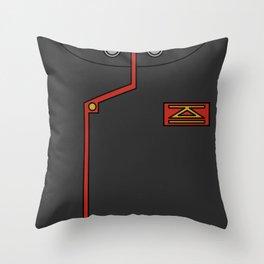 Dominic Sorel Uniform Throw Pillow