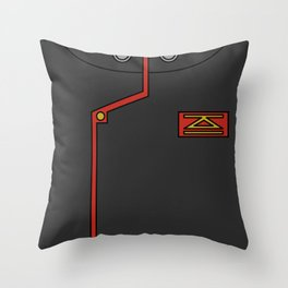 Dominic Sorel Uniform Throw Pillow