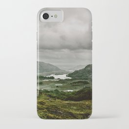 Ladies View Kerry Ireland iPhone Case