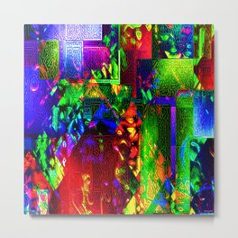 Magma by Tim Henderson Metal Print