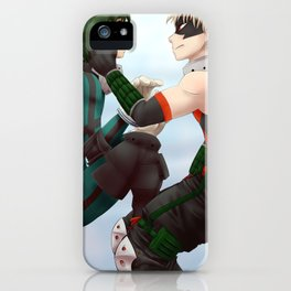 Cute Boys iPhone Case