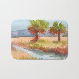 Ranch Palms Bath Mat