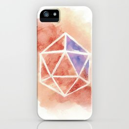 D20 iPhone Case