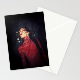 Cemetery In My Mind Stationery Cards