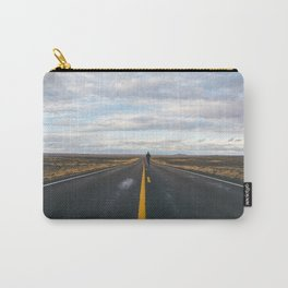 Explore The Open Road Carry-All Pouch