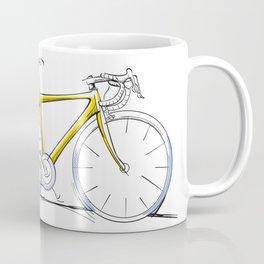 Racing Road Bike Coffee Mug