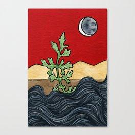 Extinction Day Canvas Print