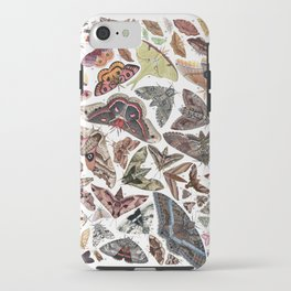 Moths of North America iPhone Case