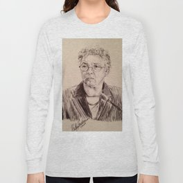 Toni Preckwinkle Long Sleeve T-shirt