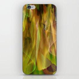 Idea For A Gracious Dress iPhone Skin