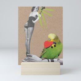 Impossible love Mini Art Print
