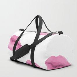 Lips Duffle Bag