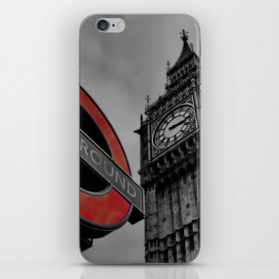 Big Ben, London iPhone & iPod Skin