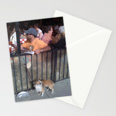 Feed Time Stationery Cards