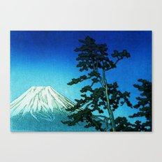 Dreams of Blue Canvas Print