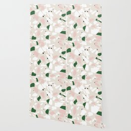 Terrazzo jungle Wallpaper