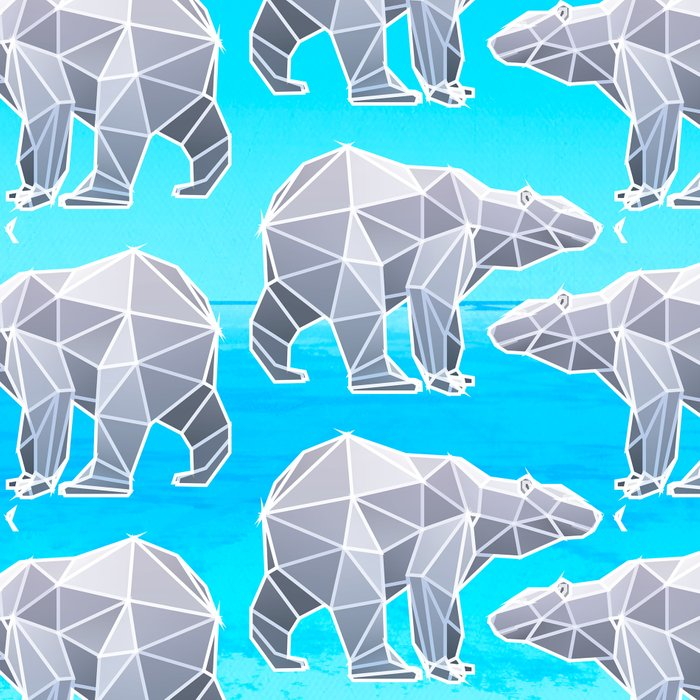 Polar Bear Leggings