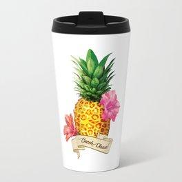 Beach ,Please! Travel Mug
