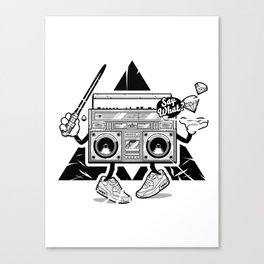 MadBox Canvas Print