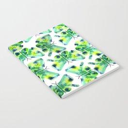Sea Glass Butterflies Notebook