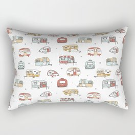 Campers Rectangular Pillow