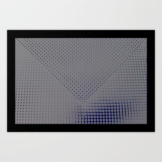 :: Metal Floor :: Art Print