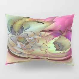 Spiral of Life by Nico Bielow Pillow Sham