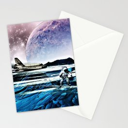 Translucent Planet by GEN Z Stationery Cards