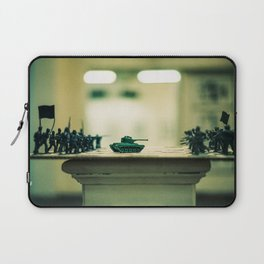 Chess Board Experiment Laptop Sleeve