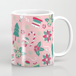 X HoHoHo Pink Coffee Mug