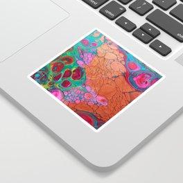 Reticulum Sticker