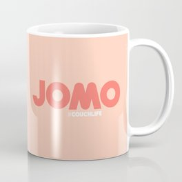 JOMO Joy of Missing Out #CouchLife Coffee Mug