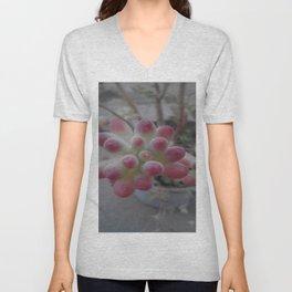 succulent. Unisex V-Neck
