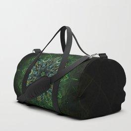 Soul Nebula Mandala Duffle Bag