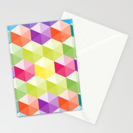 Hexagon - 02 Stationery Cards