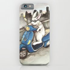 Blue Scooter iPhone 6s Slim Case