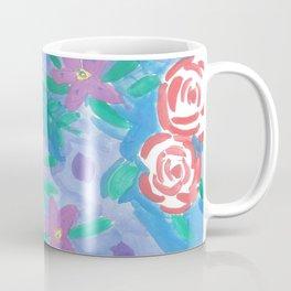 Dreamy Rose Garden Nights Coffee Mug