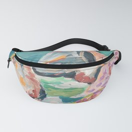 Abstract XIV Fanny Pack