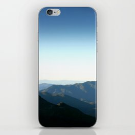 Los Padres National Forest iPhone Skin