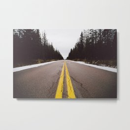 The Great Escape / Roadtrip Metal Print