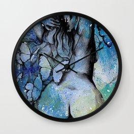 Sugar Coated Sour Wall Clock