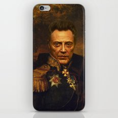Christopher Walken - replaceface iPhone & iPod Skin