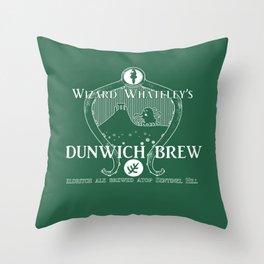Dunwich Brew Throw Pillow