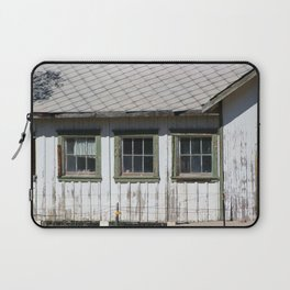 Old Shed and Barbed Wire Fort Stanton New Mexico Laptop Sleeve