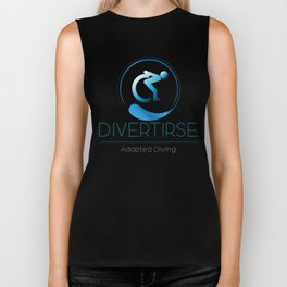 DiverTirse Logo Biker Tank