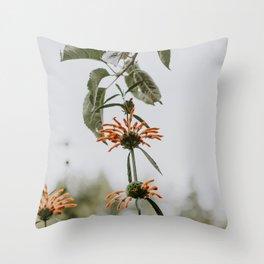 Nature's Reach Throw Pillow